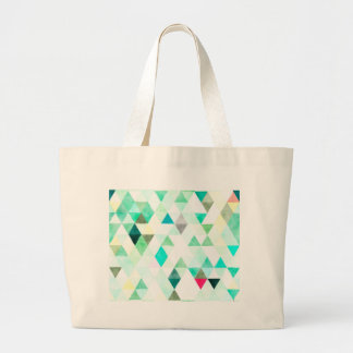 Miscellaneous - Multicolored Triangles Thirty-One Bolsa Tela Grande