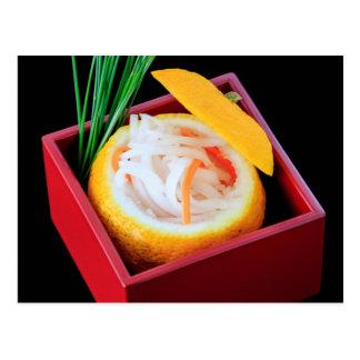 Miscellaneous - Namasu Food One Postcard