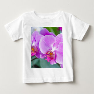 Miscellaneous - Orchid Patterns Nine Baby T-Shirt