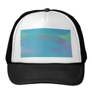 Miscellaneous - Painted Colors Patterns One Trucker Hat