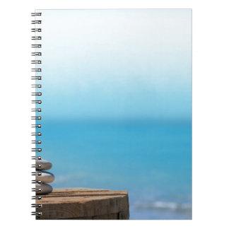 Miscellaneous - Pebbles & Fourteen Toilets Notebook