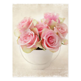 Miscellaneous - Pinks For Valentine' S Day Eight Postcard