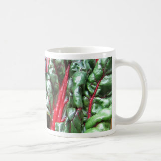Miscellaneous - Rainbow Chard Red Pattern