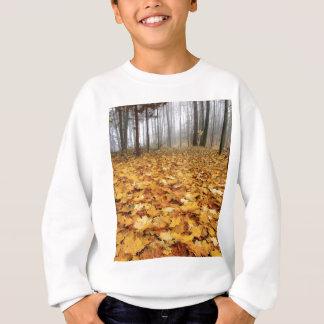 Miscellaneous - Red Autumn Patterns Fourteen Sweatshirt
