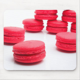 Miscellaneous - Red Five Macaroons Mouse Pad