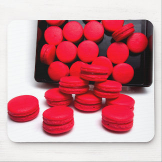 Miscellaneous - Red One Macaroons Mouse Pad
