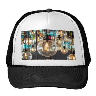 Miscellaneous - Retro Light Patterns Five Trucker Hat