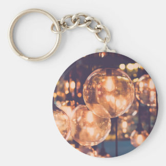 Miscellaneous - Retro Light Patterns One Keychain