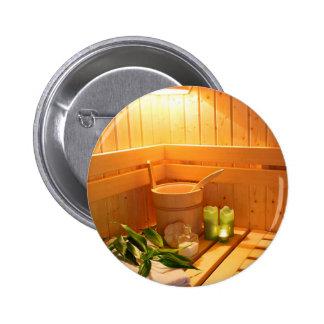 Miscellaneous - Sauna Objects Patterns Twelve Button