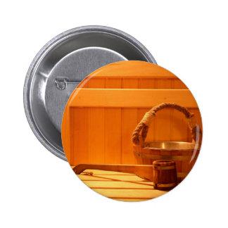 Miscellaneous - Sauna Objects Patterns Twenty-Five Button