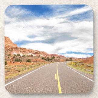 Miscellaneous - Scenic USA Road Seven Posavasos De Bebida