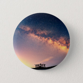 Miscellaneous - Sky Observers Ten Pinback Button