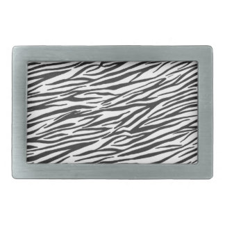 Miscellaneous - Small Streaked Pattern Belt Buckles
