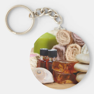 Miscellaneous - Spa Eight Environment Keychain