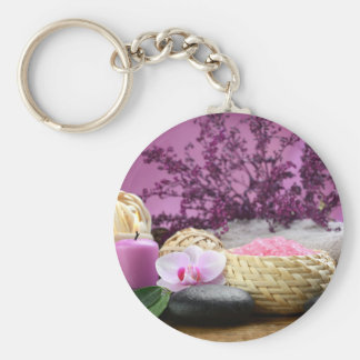 Miscellaneous - Spa Five Environment Keychain