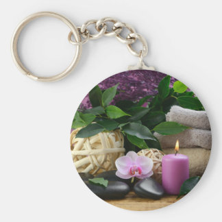 Miscellaneous - Spa Nine Environment Keychain
