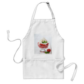 Miscellaneous - Strawberry With Cream Ten Adult Apron