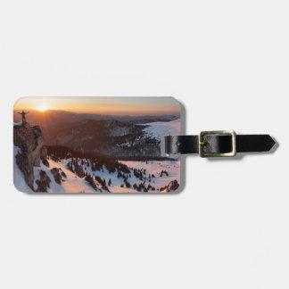 Miscellaneous - Sunny Mountain Fourteen Bag Tag