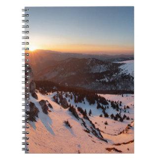 Miscellaneous - Sunny Mountain Fourteen Notebook