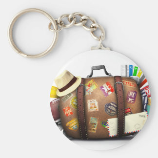 Miscellaneous - Traveler' S Suitcase Six Keychain