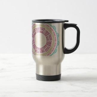 Miscellaneous - Tribal Mandalas Patterns Fourteen Travel Mug