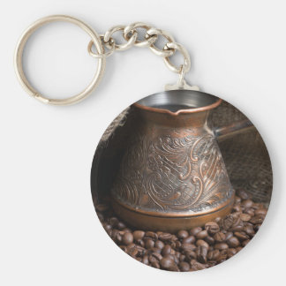 Miscellaneous - Vintage Coffee Grinder Furnace Keychain