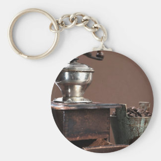 Miscellaneous - Vintage Coffee Grinder Nine Keychain