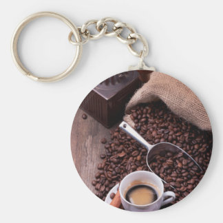 Miscellaneous - Vintage Coffee Grinder One Keychain