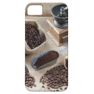 Miscellaneous - Vintage Coffee Grinder Three iPhone SE/5/5s Case