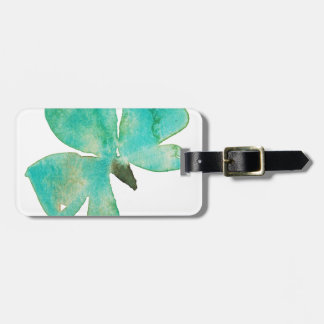 Miscellaneous - Watercolor Flowers Fourteen Bag Tag