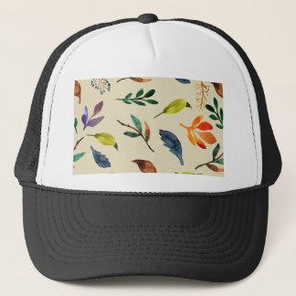Miscellaneous - Watercolor Flowers Twenty-Nine Trucker Hat