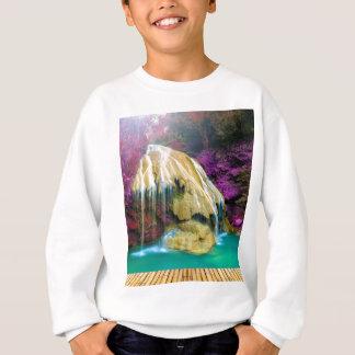 Miscellaneous - Zen Waterfall Patterns Fourteen Sweatshirt