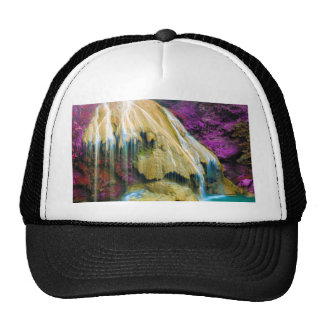 Miscellaneous - Zen Waterfall Patterns Fourteen Trucker Hat