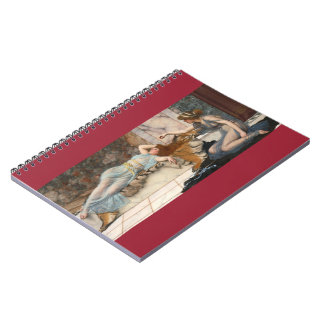 Mischief and Repose 1895 Notebook