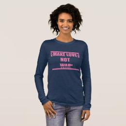 Mischief Blue Make Love T-Shirt