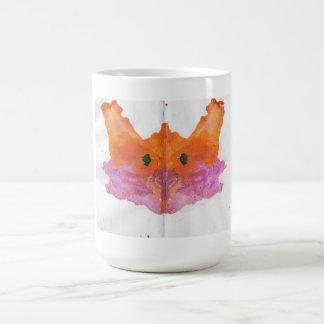 Mischief Colors Cat Mug