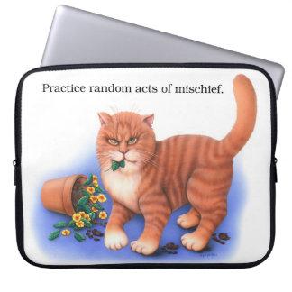 Mischief Lap Top Bag