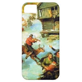 Mischief Makers Julereia iPhone SE/5/5s Case