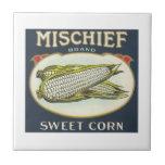 Mischief Sweet Corn Ceramic Tile