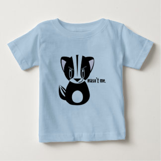 Mischievious Cartoon skunk Tee
