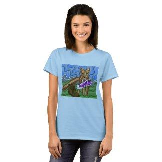 Mischievous Fox T-Shirt