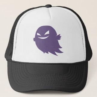 Mischievous Ghost Trucker Hat