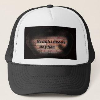 MIschievous Mayhem Hat