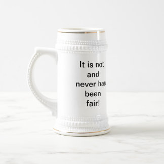 Misconception about Justice  Mug