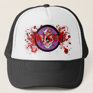 MISEO - Bloody Bear Logo Trucker Hat
