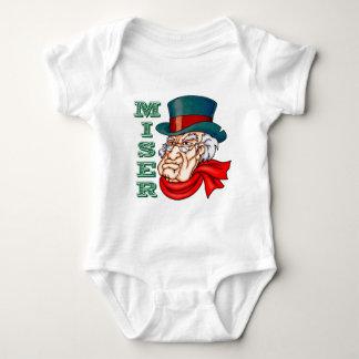 Miserable Miser Baby Bodysuit