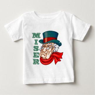 Miserable Miser Baby T-Shirt