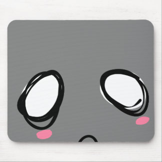 Miserable Mouse Pad