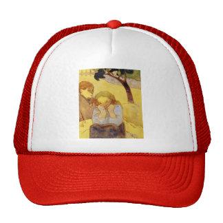 Miseria del ser humano de Paul Gauguin- Gorras De Camionero