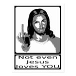 Miseria jesuses de loves even you postal